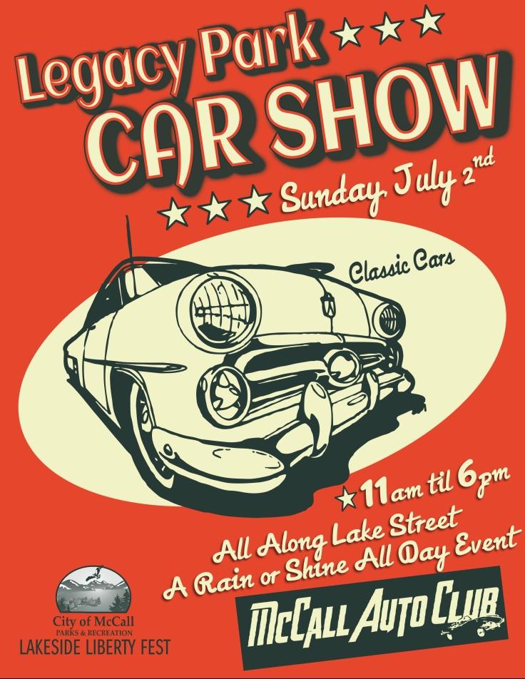 Car show Flyer 6.5.17