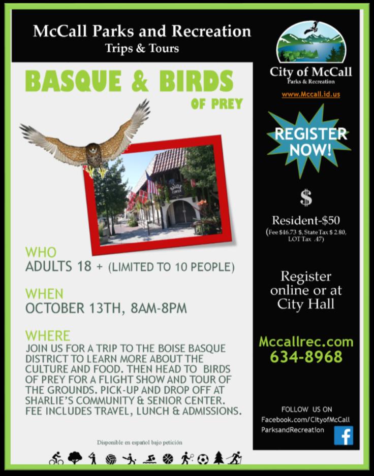 Basque & Birds