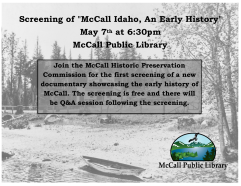 mccall movie screening