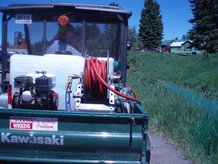 truck nox weeds